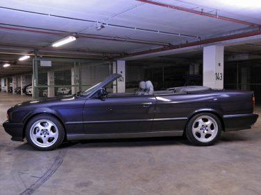 E34 M5 convertible