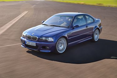 E46 M3 ZCP competition package