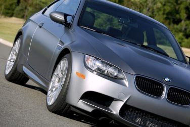BMW E92 M3 Frozen Gray