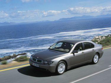 BMW E65 745i