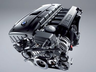 BMW N54B30 engine