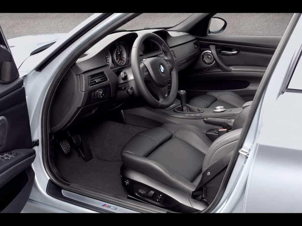 bmw e90 m3 black interior