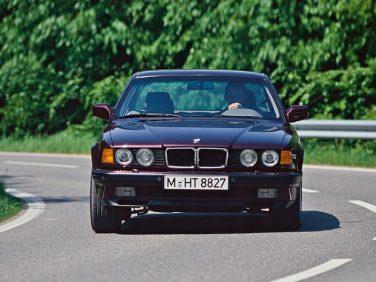 BMW E32 740i 7 series