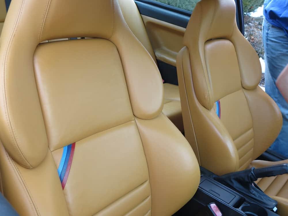 BMW e36 m3 Modena interior