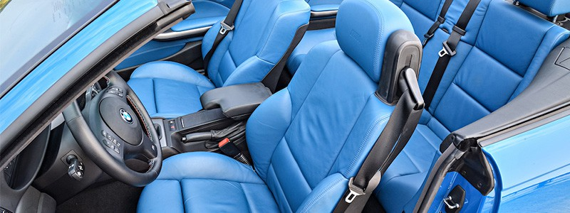 BMW e46 m3 interior options