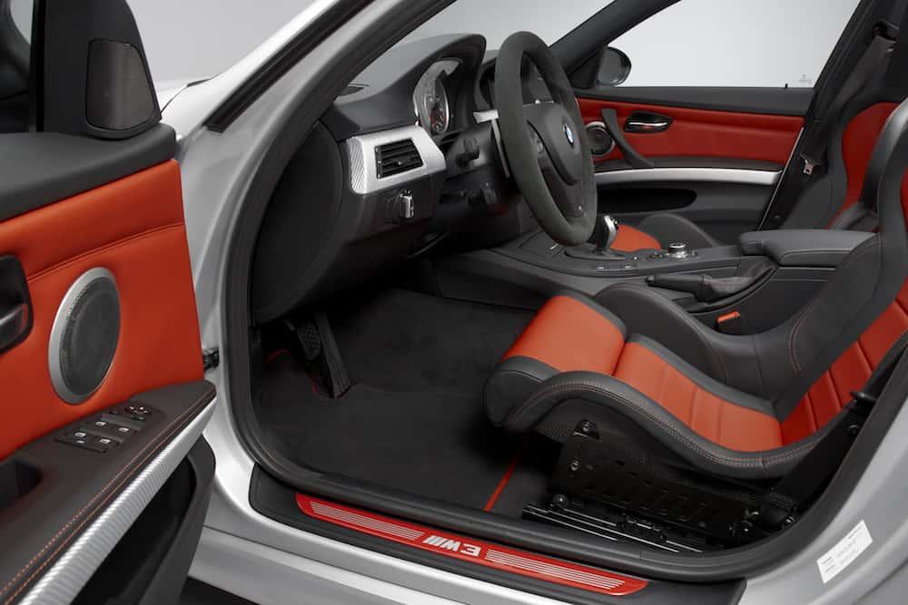 bmw e90 m3 crt interior