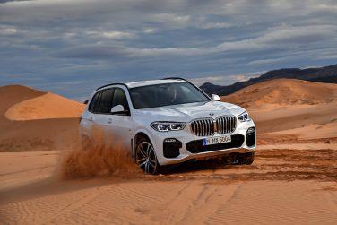 BMW G05 X5 msport