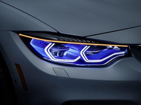 bmw m4 laserlight headlights