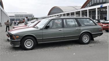 BMW E23 Touring Firma Euler