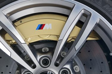 BMW m4 m compound carbon ceramic brakes