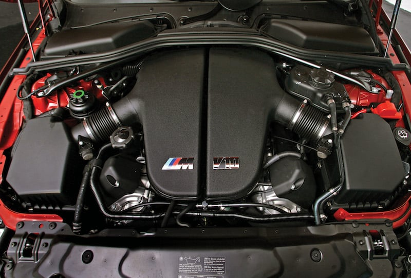 bmw e60 m5 engine