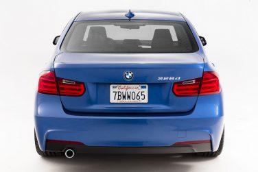2014 BMW 328d Sedan