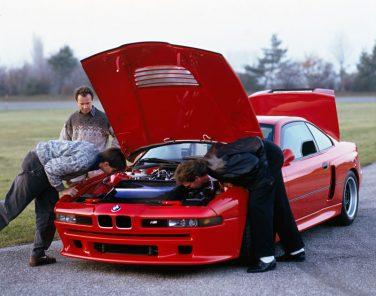 BMW E31 M8