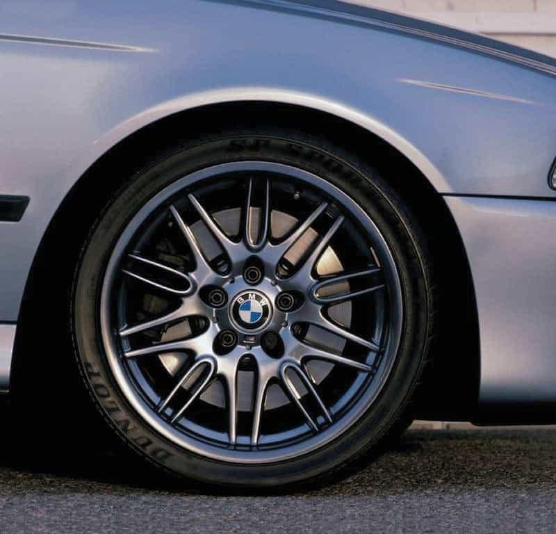 oem Bmw style 65 e39 m5 wheels