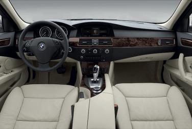 bmw e60 interior