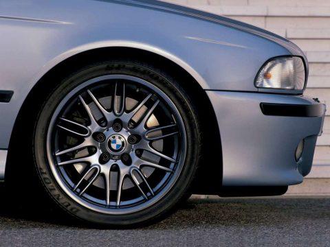 oem Bmw e39 m5 wheel options style 65