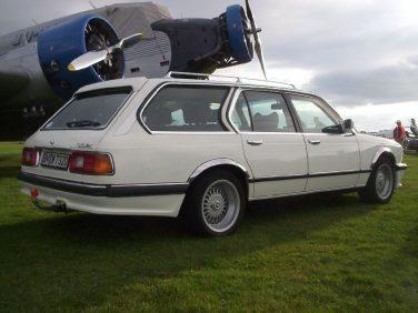 BMW E23 Firma Euler touring