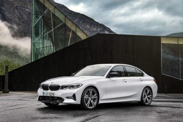 BMW G20 3 series white