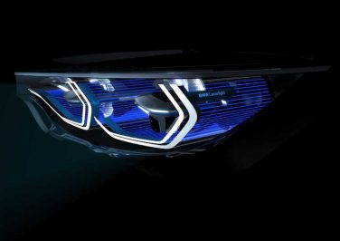 BMW Laserlight headlight