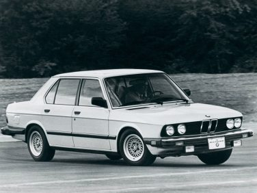 bmw e28 us spec