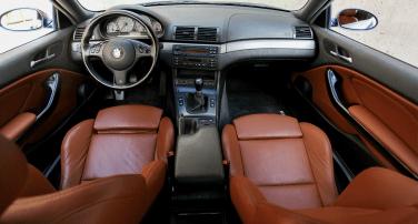 bmw e46 m3 interior
