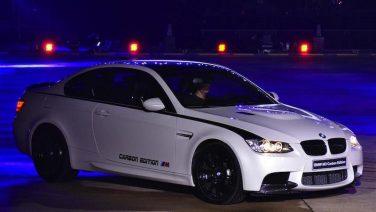 bmw e92 m3 carbon edition