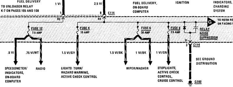 Bmw E28 Wiring Diagrams Pdf Download Bimmertips Com