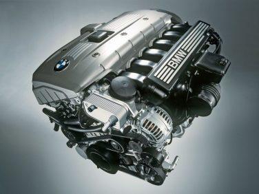 BMW N52 motor