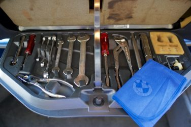 BMW E28 M535i toolkit