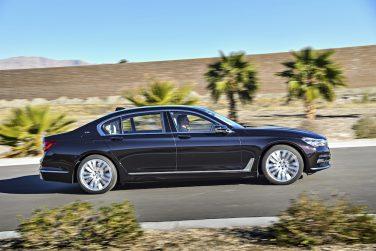 BMW G12 760li