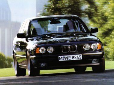 BMW E34 5 series