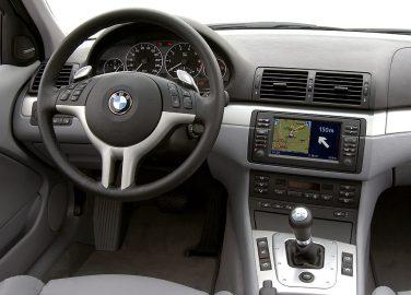 BMW E46 SMG