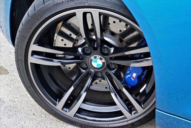 BMW floating rotors