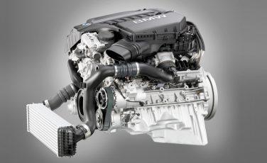 BMW N55 engine