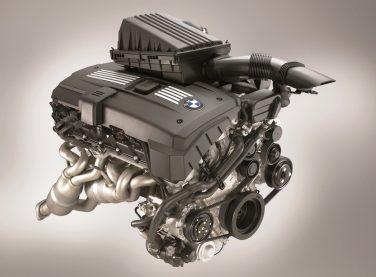 BMW N52 engine