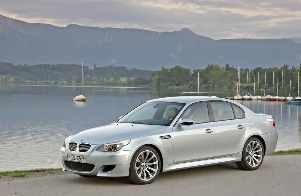 BMW E60 M5 wheel style 166m