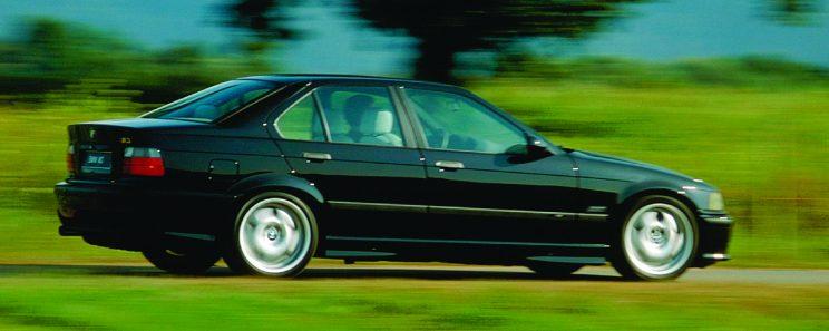 BMW E36 S54 radiator upgrade