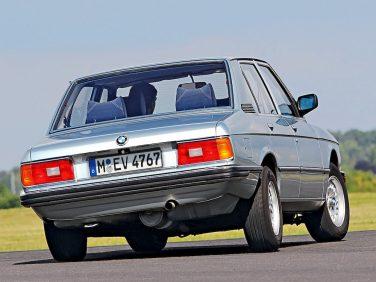 BMW E12 5 series