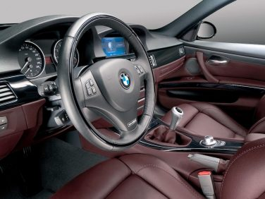bmw e90 3 series interior