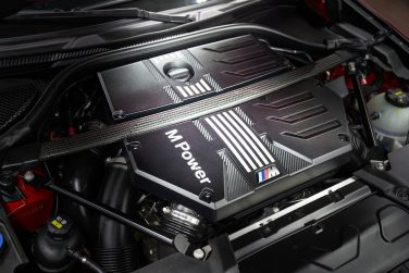 BMW s58 engine
