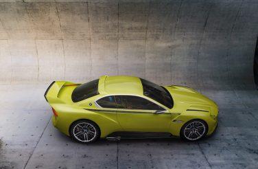 BMW CSL hommage