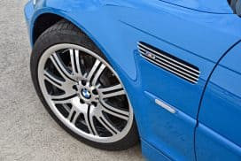 oem bmw wheel style number