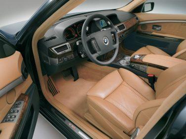 bmw e65 interior