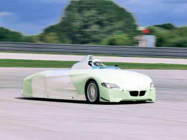 BMW H2R hydrogen race car