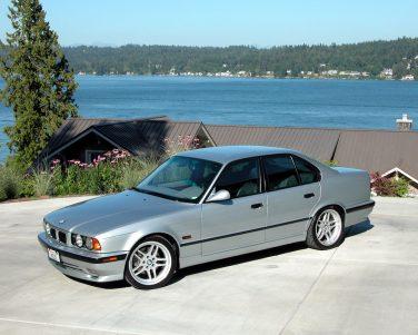 BMW E34 540i Msport