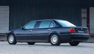 BMW E38 L7