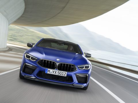 BMW M8 specs