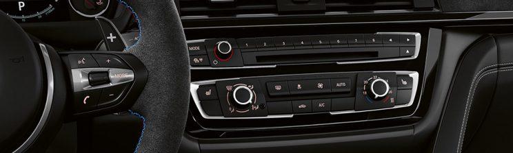BMW programmable memory hot keys