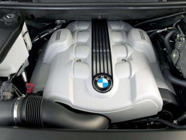 BMW X5 4.8is N62B44