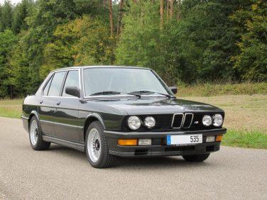 BMW E28 M535i